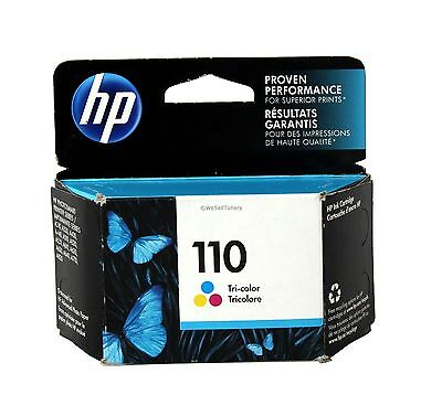 HP 110 Tri-Color Ink Cartridge CB304AN Genuine New