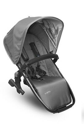 Uppababy Vista Rumble Double Seat Fabric  With Harness / No Stroller Included