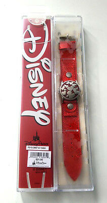 Disney Parks Store Minnie Mouse Hearts Watch Brand New In Box