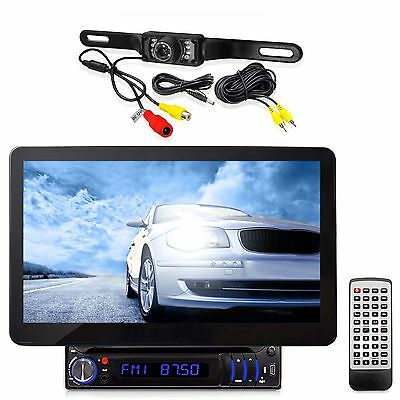 PLD11BT CD USB Bluetooth Hi-Res Touch Screen Receiver, Pyle Rear Back Up Camera