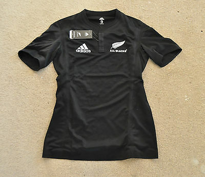 *All Blacks Player Issue Match Rugby Jersey Shirt Maillot Non Porte Ultra Rare!*