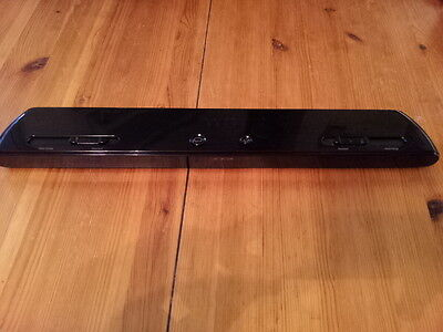 Official Genuine Nintendo Wii & Wii U Sensor Bar White Infrared Wth Charge Cable