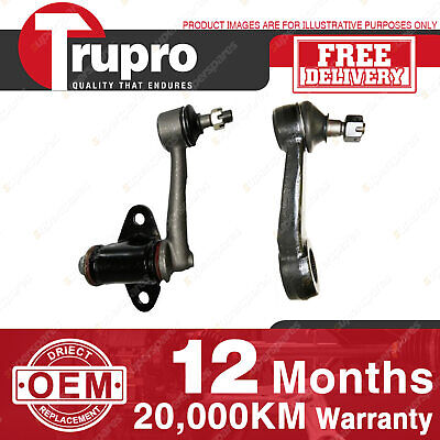 Trupro Pitman & Idler Arm For FORD COMMERCIAL COURIER 2.6L 4WD SGHC 87-96