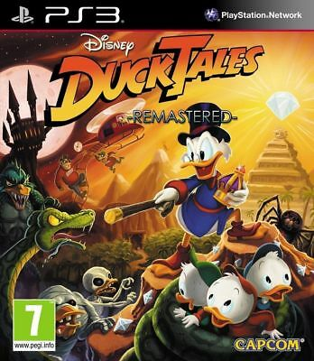 DuckTales Remastered PS3 Brand New *Dispatched from BRISBANE*