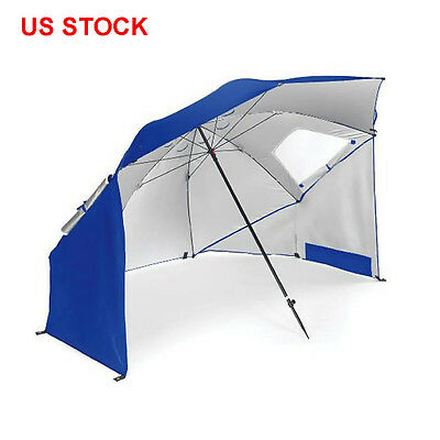 NEW Outdoor Multifunction Portable All-Weather and Sun Umbrella Weather Shelter