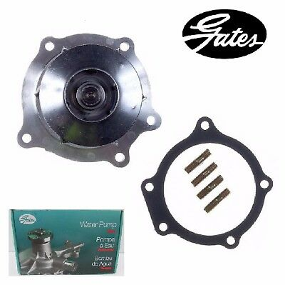 GATES Engine Water Pump for Hummer H3 2006