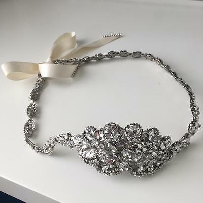 Maria Elena Bridal Headpiece Wedding Accessories