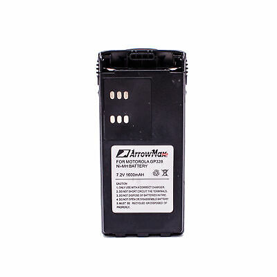 1600mAh HNN9008A HNN9009A Battery for Motorola HT750 HT1250 PRO5150 PRO7150