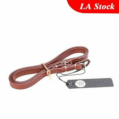 Canpis Leather Camera Neck Shoulder Strap for Nikon Canon Sony Fujifilm SLR