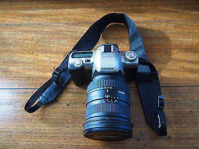 PENTAX MZ-50 35mm SLR Camera with 24-135mm f2.8 Zoom lens