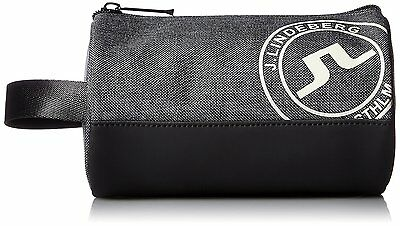 New J.LINDEBERG Round Pouch JL-912RP Japan From
