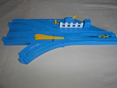 "Thomas The Tank Engine Tomy ""automatic 3 Way Track Switch"" Gc Rare"