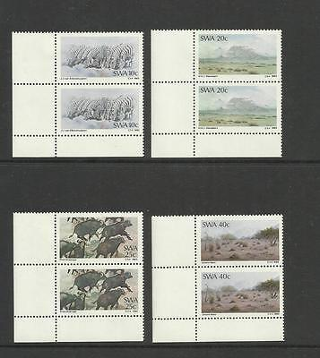 Swa South West Africa ( Namibia ) ~ 1983 Painters Of South West Africa