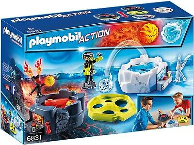 Playmobil® Action Fire & Ice Action Game 6831