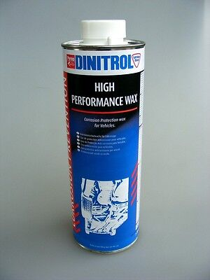 DINITROL HIGH PERFORMANCE WAX,Hohlraumwachs 1 Liter