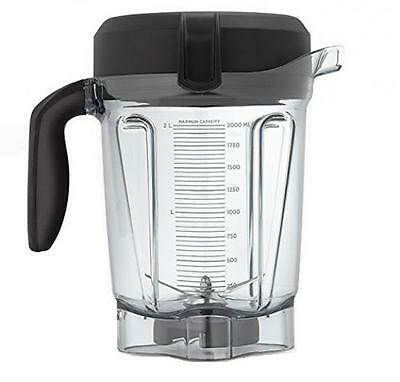 Brand New Vitamix 016228 Low Profile 64 oz/2.0 L Container, Clear FREE SHIPPING