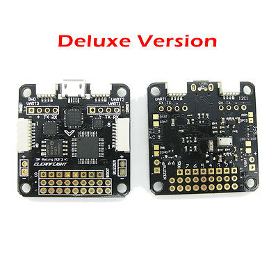 SP Pro Racing F3 Flight Controller Board With Barometer Compass For FPV Drone