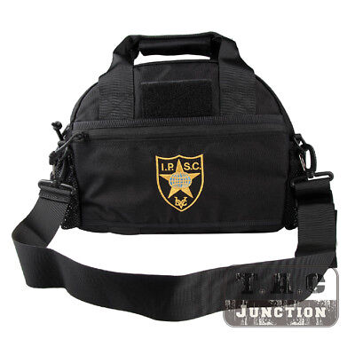 IPSC USPSA IDPA Range Carry Bag Storage CORDURA Farbic Waterproof MOLLE Design