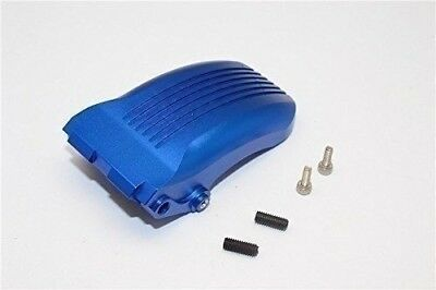 GPM Aluminium Front Wheel Fender For Kyosho Motorcycle Blue EP 1:8 RC #KM188-B