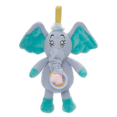 Dr Seuss Horton Hears A Who Musical Pull Activity Plush Manhattan Toys