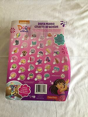 Dora and Friends Dora Magic Charm Bracelet beauty makeup Jewellery Nickelodeon