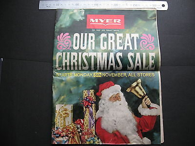 Myer Christmas CATALOGUE