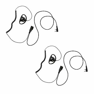 Reinforced G-Ring Headset Earhook PTT Mic for Puxing PX-777 Plus PX-666 PX-328
