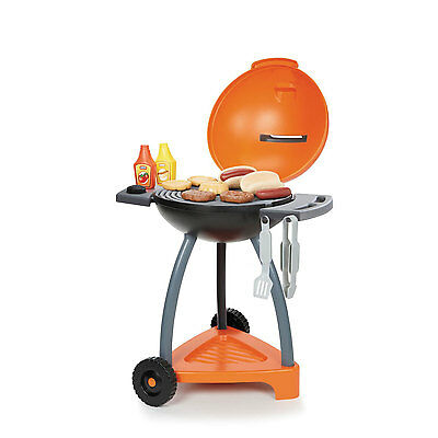 Little Tikes Sizzle and Serve Grill Role-Play BBQ Kitchen Toy