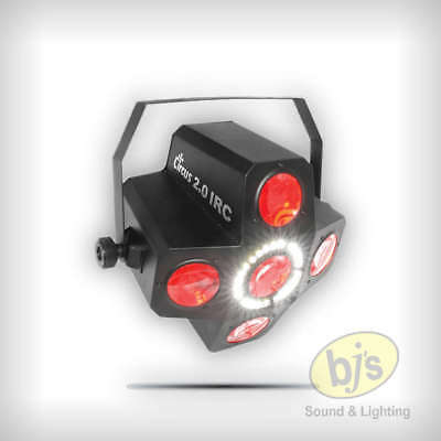 Chauvet DJ CIRCUS2.0IRC Circus 2.0 IRCDJ LED Effect with SMD Strobe Halo IRC