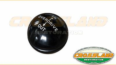 Land Rover Series 2, 2A, 3 Gear Selector Fairey Overdrive Knob ball