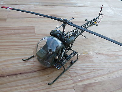 1/32 Scale U.s. Army Bell H-13H Helicopter