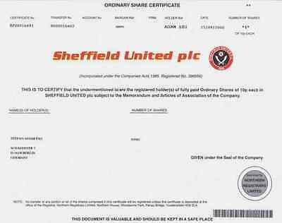 Sheffield United 1889 Huddersfield Fussball Adam Berlin 1 Share Year 2000 Soccer