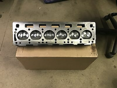 Triumph 6 cylinder reconditioned unleaded head Gt6 Vitesse