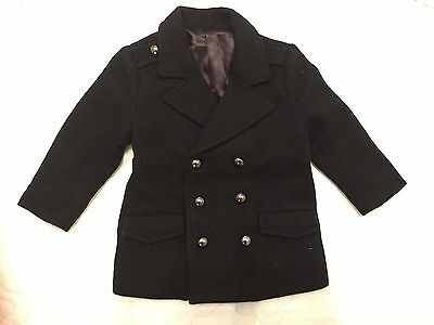As New Bardot Baby Jacket Trench Formal Occasion Unisex Boy Girl Size 0-6 Months