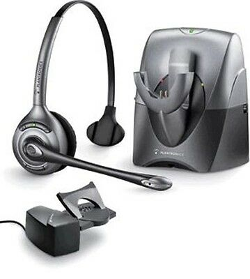 Plantronics CS351N Wireless Office Headset system + HL10 Lifter