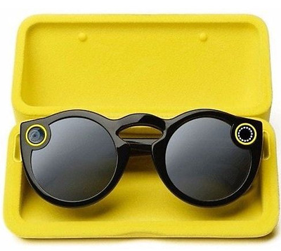 [UK BASED] [BLACK] Snapchat Spectacles / Glasses [IOS / Android] [Bluetooth]