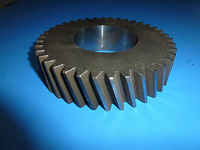 Helical Gear, 5.204 O.D. 38 Teeth, FREE SHIPPING, WG1350