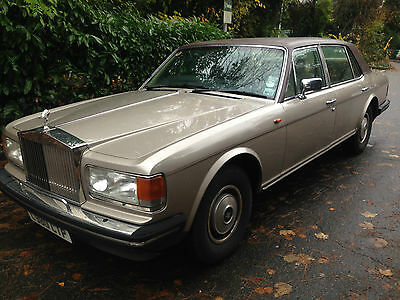 ROLLS ROYCE  SILVER SPUR 2 ( spirit ) LWB recent mot drive well with history