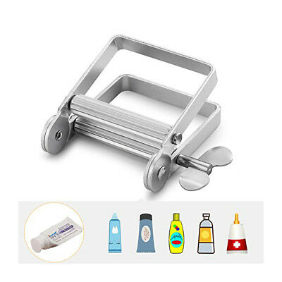 Details about Toothpaste Tube Squeezer Tool For Paint Hair Coloring Hand Cream Home Use HY
