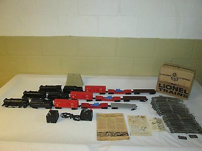 Vintage Lionel Train O Set Gague Sets Lot - Engines # 242 Huge Lot!!!