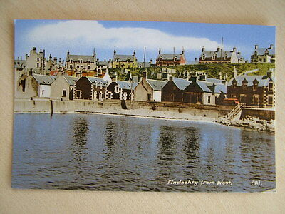 Postcard. FINDOCHRY FROM WEST. Unused. Standard size.