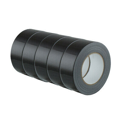 5x Duct Gaffer Tape High Strength Adhesive 48mm x 50m (0,06£/1m)