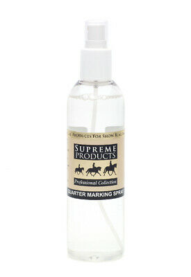 Supreme Products Professional Quarter Marking Spray - 250ml - Showing