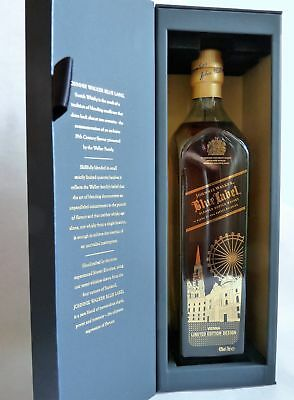 Johnnie Walker Blue Label Vienna Edition - Blended Scotch Whisky 40%Vol. 1x0,7L