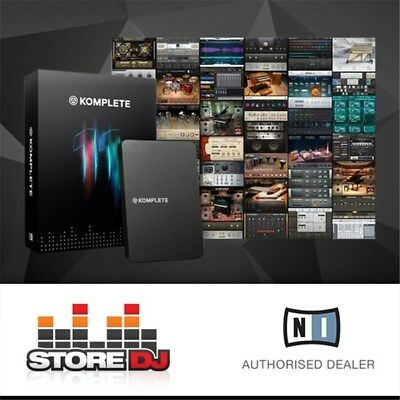 Native Instruments Komplete 11 Upgrade (from Komplete 11 Select)