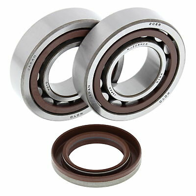 All Balls Crank Bearing and Seal Kit for KTM SMR SMS 450 03-04 / SX 400 01-02