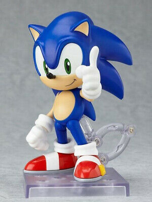 Sonic the Hedgehog Figure Boxed PVC Game Toy Sonic Action Figure Collection 10cm