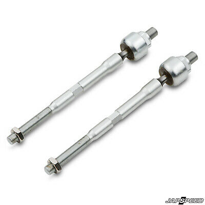 Japspeed Nissan 300Zx Z32 Heavy Duty Hard Tie Rods Extra Lock Steering Arms
