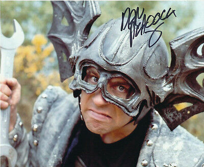 Daniel Peacock In Person Signed Photo - Doctor Who - AG440