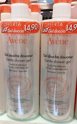 Avene Duo Gel Doccia (2 da 500 ml)